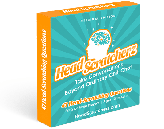 Deck of Head Scratcherz Cards