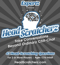 Expertz - Head Scratcherz