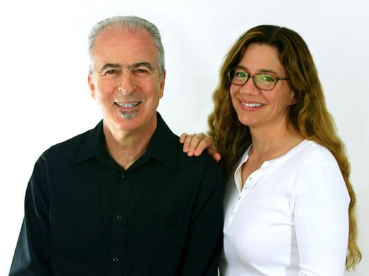 Gabrielle and Douglas Lichterman