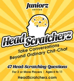 Juniorz - Head Scratcherz