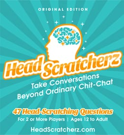 Original - Head Scratcherz