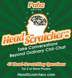 Pubz - Head Scratcherz