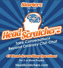 Starterz - Head Scratcherz