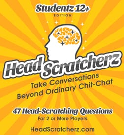 Students 12+ - Head Scratcherz