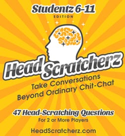 Students 6-11 - Head Scratcherz